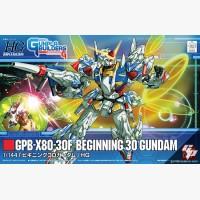GPB-X80 BEGINNING 30 GUNDAM