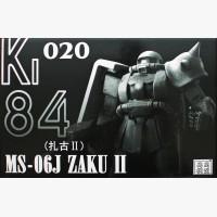 GRAVITY FORCE MS-06J ZAKU II VER.2.0