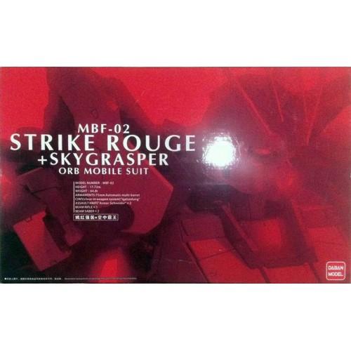MBF-02 STRIKE ROUGE + SKYGRASPER
