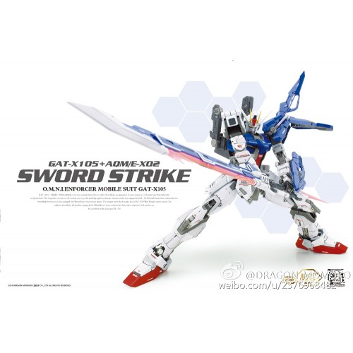 GAT-X105 SWORD STRIKE RM ADVANCE
