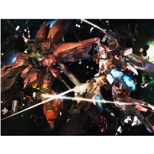 GUNDAM UNICORN SERIES  VALUE PACK