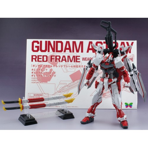 MG 1/100 RED FRAME CALETVWICH